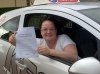 Debbie Ritchie....Mossend passed with KESS Driving